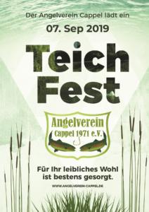 Teichfest 2019